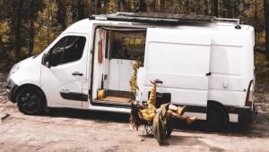 Nómada digital: la joven ibaguereña que viaja por Australia, estudia, trabaja y vive en una van