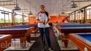 La campeona panamericana de billar que deja en alto el nombre del Tolima