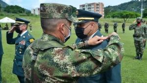 30 oficiales del Ejército Nacional ascendieron al grado superior en la Sexta Brigada de Ibagué