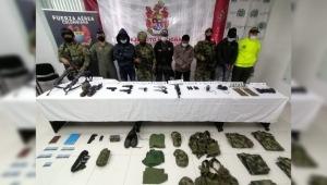 Capturaron a cabecilla del frente Ismael Ruiz de las disidencias de las Farc en Tolima