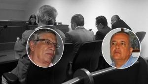 Aplazan audiencia en la Corte Suprema en contra de Óscar Barreto y Fernando Osorio