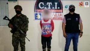 Dos hombres fueron judicializados por delitos sexuales contra menores en el Tolima