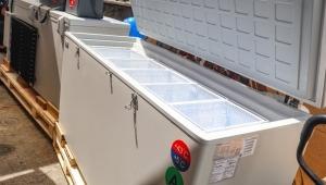 Donaron equipos de refrigeración para vacunas a hospitales del Tolima