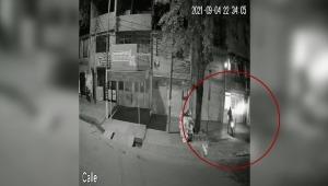 En menos de 20 segundos hurtaron una motocicleta en el barrio El Salado de Ibagué