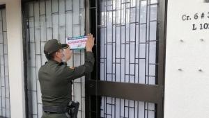 Cerraron temporalmente oficina que estaría ofreciendo servicios de transporte ilegal en Ibagué