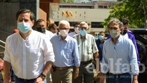 Elecciones presidenciales 2022: miembros de la 'Coalición de la Esperanza' visitaron Ibagué
