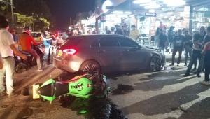 Otro motociclista resulta herido de gravedad por accidente de tránsito en Ibagué