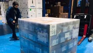Colombia recibió donación de 957.600 vacunas de AstraZeneca por parte del Gobierno de España
