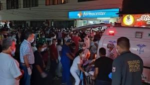 Heridos de gravedad en el accidente de tránsito en Chaparral serán trasladados a Ibagué