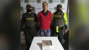 Capturaron a un hombre por porte ilegal de arma en comuna 13 de Ibagué