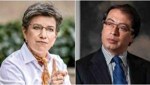 Su apuesta de caos tal vez le asegure likes, dudo que le garantice la presidencia: Claudia López a Petro
