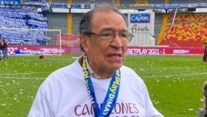 """""""Nunca fue mi intención ofender a las mujeres practicantes de fútbol"""": Gabriel Camargo"""