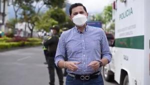 Hurtado anunció intervención policial en la calle 60 para evitar bloqueos