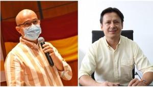 Diputado García le dijo mentiroso a Jorge Bolívar por avances en la vacunación contra el COVID-19