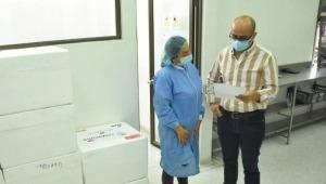 Cinco municipios del Tolima entregaron más de 14.000 biológicos contra el COVID-19 porque la gente no se vacunó