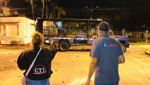 Por lo menos tres capturados y decenas de comparendos dejan disturbios en Ibagué