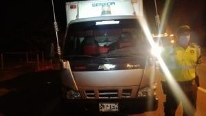 Policía del Tolima recuperó un camión que había sido robado en Melgar