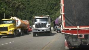 Así será la restricción de movilidad en semana de receso para vehículos de carga pesada