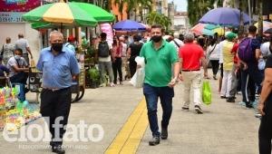 Imponen 13 comparendos por uso indebido del espacio público en la carrera Tercera de Ibagué
