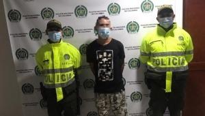 Capturan en el Tolima a hombre buscado por las autoridades del Valle del Cauca