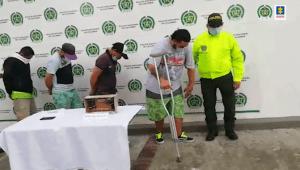 Cárcel para hombres sindicados de cometer actos vandálicos en Cajamarca durante paro nacional