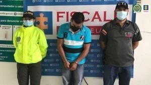 Envían a la cárcel a hombre que habría encerrado y agredido a su expareja en El Espinal