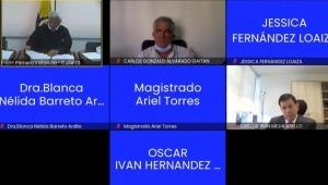 Corte Suprema condena a cuatro años de cárcel a exmagistrado del Tolima