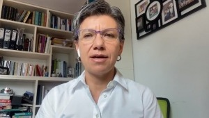 Alcaldesa de Bogotá confirmó que tiene COVID-19