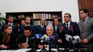 Uribe se opone a la reforma tributaria del presidente Duque y lanza propuesta menos agresiva