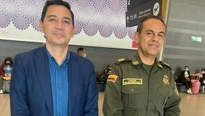 Sale el coronel Benavides de la Policía Metropolitana de Ibagué y este es su reemplazo