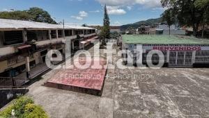 Inicia demolición del colegio Darío Echandía Olaya de Ibagué