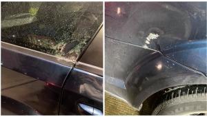 Delincuentes lanzan rocas a conductores que transitan por la variante de Ibagué para robarlos