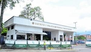 Abren proceso disciplinario contra policía que ocasionó accidente múltiple en Ibagué