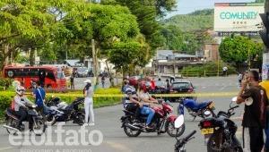 Reportan nuevo cierre en la calle 60 con carrera Quinta