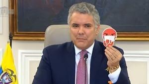 Presidente Duque tiene una imagen desfavorable del 74 % entre los jóvenes