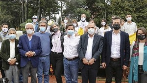 Precandidatos presidenciales de la 'Coalición de La Esperanza' estarán en Ibagué