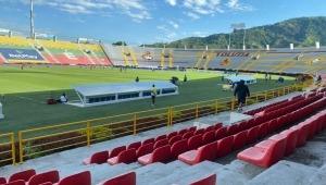 Mininterior negó solicitud de la Alcaldía para ingreso de público al Estadio