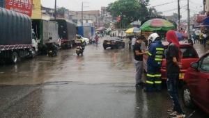 Autoridades atendieron más de 20 emergencias a causa de las fuertes lluvias en Ibagué