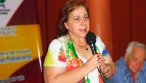 La exprocuradora Fanny Barragán se recupera positivamente del COVID-19