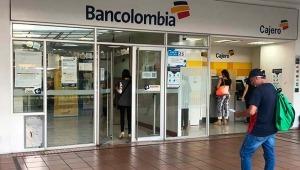 Usuarios de Bancolombia molestos por caída de App en plena quincena