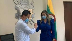 Personera niega tener relación sentimental con el presidente del Concejo, Arturo Castillo y anuncia demanda