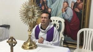 Juez le niega prisión domiciliaria al padre Freddy Martínez, quien continuará en la cárcel de Picaleña