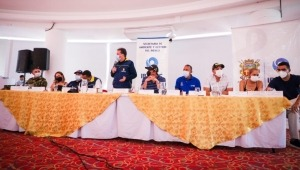 Unidad Nacional de Gestión del Riesgo dice que se compromete a ayudar a damnificados por el invierno en Ibagué