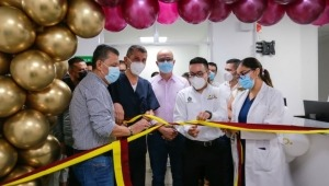 Gobernación del Tolima inauguró 24 camas nuevas de hospitalización en el Hospital Federico Lleras, sede Limonar
