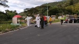 Asesinan a joven que intervino en una pelea en la variante de Ibagué