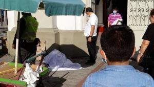 Hombre murió de un infarto frente a la Catedral de Ibagué