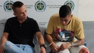 Con un arma traumática hombres intentaron robar en el barrio La Pola de Ibagué