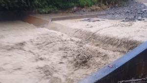 Por aumento de turbiedad en el río Combeima, continúa afectada la captación y suministro de agua potable en Ibagué