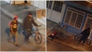 Increíble: vigilante estaría ayudando a ladrones a robar en el barrio Naciones Unidas de Ibagué