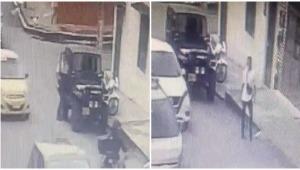El colmo: hombre se subió a un carro y se llevó algunas pertenencias a plena luz del día en Ibagué